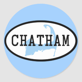 Chatham, MA Sticker