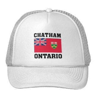 Chatham Ontario Trucker Hat