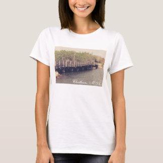 Chatham - puente del río de Mitchell Playera