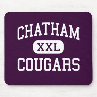 Chatham - pumas - alto - Chatham New Jersey Tapete De Ratón