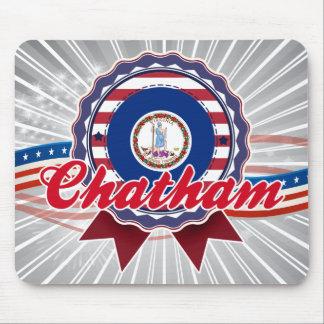 Chatham VA Tapetes De Ratón