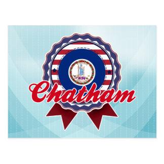 Chatham, VA Postales