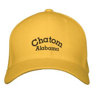 Chatom, gorra de Alabama Gorra De Béisbol