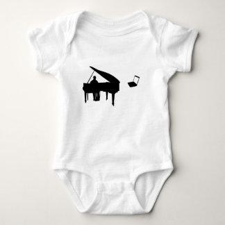 CHATROULETTE PIANO IMPROV BABY BODYSUIT
