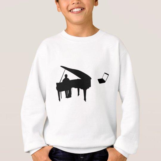CHATROULETTE PIANO IMPROV SWEATSHIRT