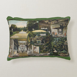 Chatsworth House Accent Pillow