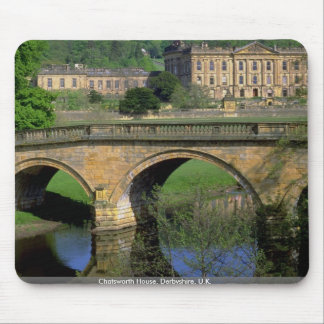 Chatsworth House, Derbyshire, U.K. Mouse Pad