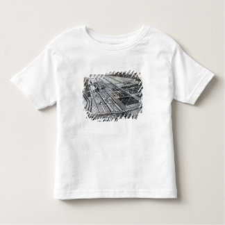 Chatsworth House, engraved by Johannes Kip Toddler T-shirt