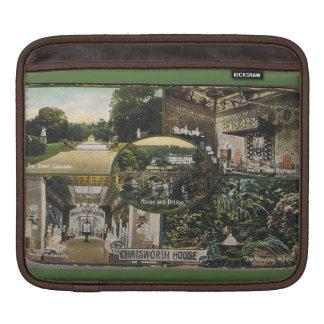 Chatsworth House iPad Sleeve