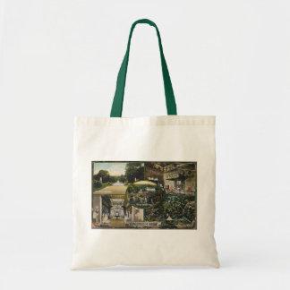 Chatsworth House Tote Bag