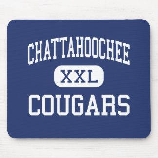 Chattahoochee - Cougars - High - Alpharetta Mouse Pad