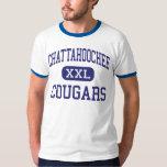 Chattahoochee - Cougars - High - Alpharetta T-Shirt