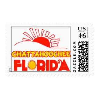 Chattahoochee, Florida Postage Stamp