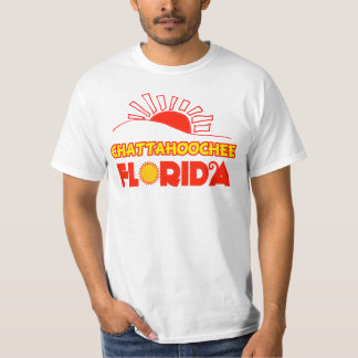 Chattahoochee, la Florida Playeras