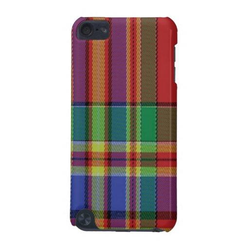 Chattan Scottish Tartan Apple iPod Case iPod Touch 5G Case