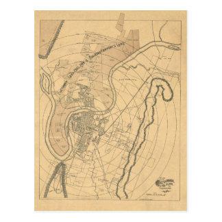 chattanooga1870 postcard