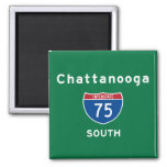 Chattanooga 75 2 inch square magnet