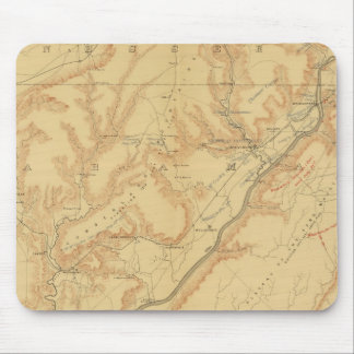 Chattanooga Campaign 2 Mouse Pad