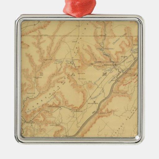 Chattanooga Campaign 2 Ornaments