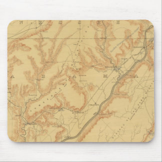 Chattanooga Campaign 3 Mouse Pad