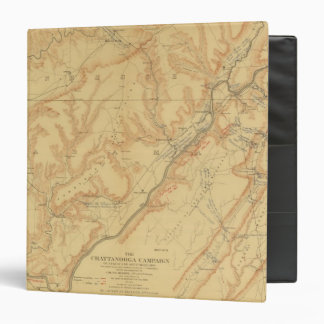 Chattanooga Campaign Binder