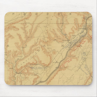 Chattanooga Campaign Mouse Pads