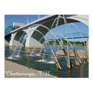 Chattanooga Post Card