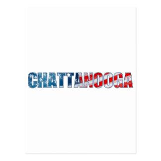 Chattanooga Postcard
