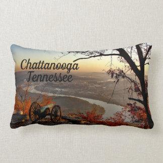 Chattanooga, Tennessee Lookout Mountain Lumbar Lumbar Pillow