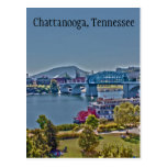 Chattanooga, Tennessee Photo Postcard Post Cards