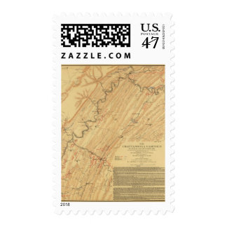 Chattanooga, Tennessee Postage