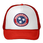 Chattanooga, Tennessee Trucker Hat