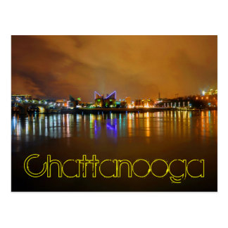 Chattanooga, Tennessee, U.S.A. Postcard