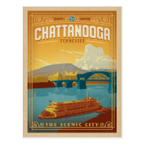 Chattanooga, TN Postcard