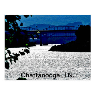 Chattanooga, TN. Postcard