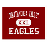 Chattanooga Valley - Eagles - Middle - Flintstone Post Cards