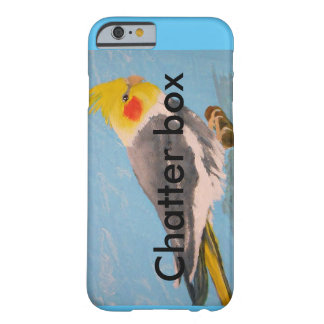 Chatterbox Iphone case Barely There iPhone 6 Case