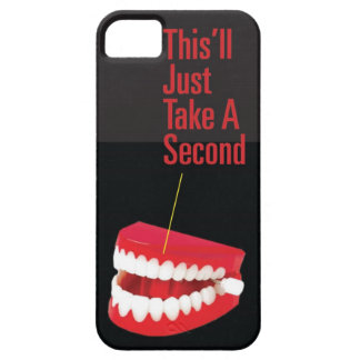 Chatterbox Teeth iPhone 5 Covers
