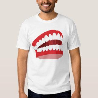 Chattering Teeth Shirt