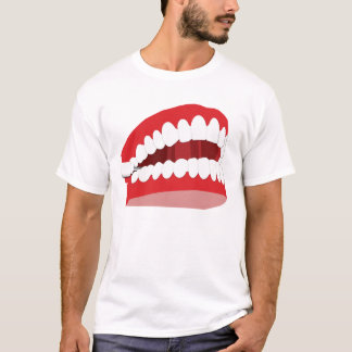 Chattering Teeth T-Shirt