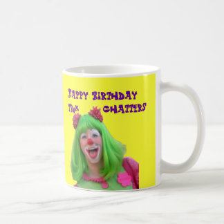 chatters1[1], Happy Birthday , from, Chatters, ... Coffee Mug