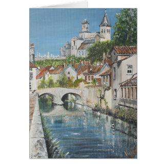 Chattillons sur Seine France. 2007 Card