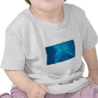 Chatting Dolphin Pair Baby T-Shirt