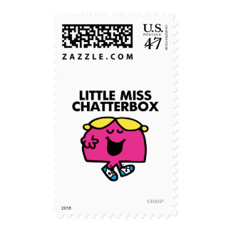 Chatting With Little Miss Chatterbox Postage