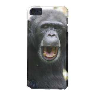 Chatty Chimpanzee iTouch Case iPod Touch (5th Generation) Cases