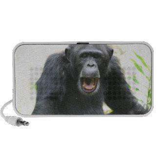 Chatty Chimpanzee Portable Speakers