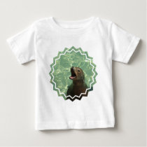 Chatty Sea Lion Baby T-Shirt