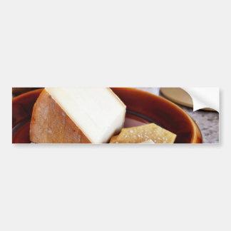 Chaubier Cheese Bumper Sticker