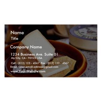 Chaubier Cheese Business Card