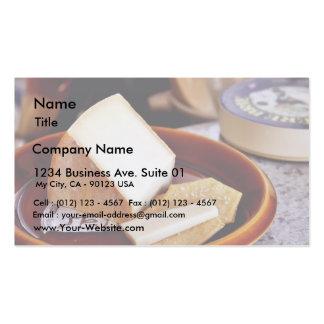 Chaubier Cheese Business Card Template